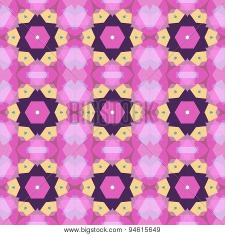 Seamless tile