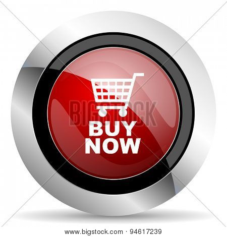 buy now red glossy web icon original modern design for web and mobile app on white background