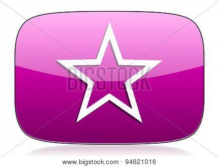 star violet icon