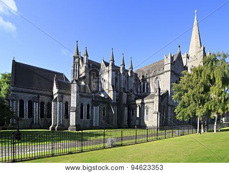 National Cathedral and Collegiate Church of Saint Patrick