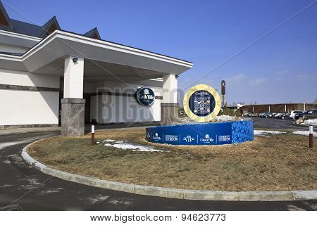 Casino in Hotel Rixos Borovoe
