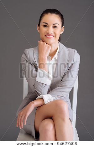 Attractive Business Lady