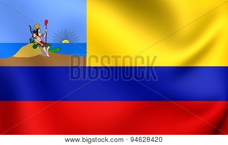 Flag Of Venezuela (1810-1812 And 1813-1814)