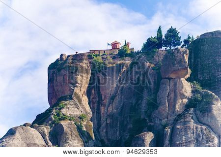 The Holy Monastery Of St. Stephen, Meteora Greece