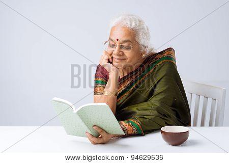 Enjoying A Novel