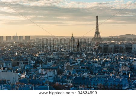 Paris From Notre-dame