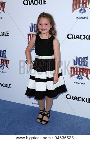 LOS ANGELES - JUN 24:  Chloe Guidry at the