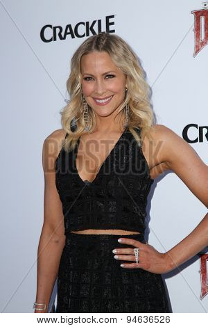 LOS ANGELES - JUN 24:  Brittany Daniel at the
