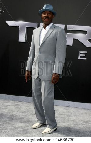 LOS ANGELES - JUN 28:  Courtney B Vance at the