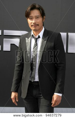 LOS ANGELES - JUN 28:  Byung-hun Lee at the