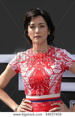LOS ANGELES - JUN 28:  Sandrine Holt at the