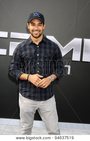 LOS ANGELES - JUN 28:  Wilmer Valderrama at the