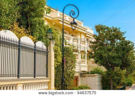 House In Monaco Ville.