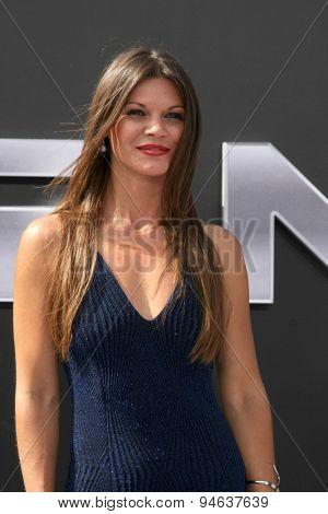 LOS ANGELES - JUN 28:  Danielle Vasinova at the