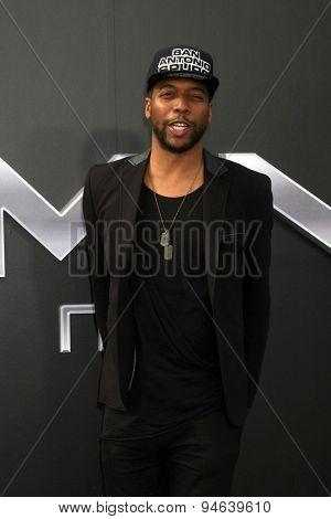 LOS ANGELES - JUN 28:  Jocko Sims at the