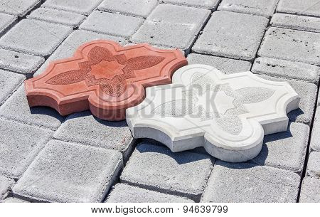 Pavement Tiles