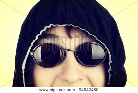 Teenager In Sun Glasses