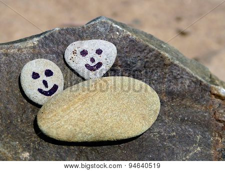 Smile On The Pebbles
