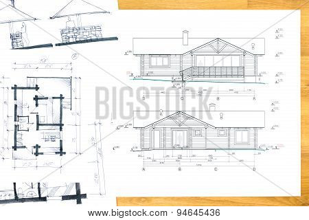 House Technical Drawings