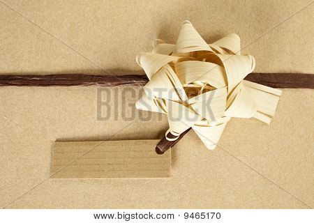 Gift With Blank Label