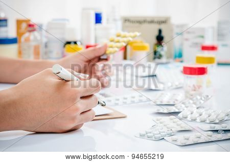 heaps of medicine