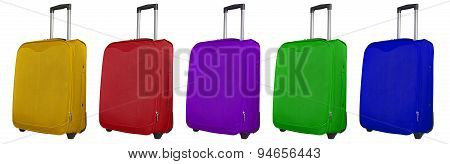 Travel Bags - Colorful