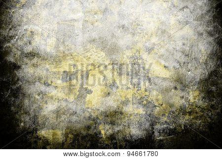 grunge paint wall