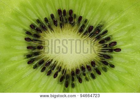 Kiwi Fruit Texture