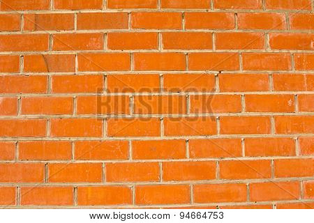 Background Of Brickwork
