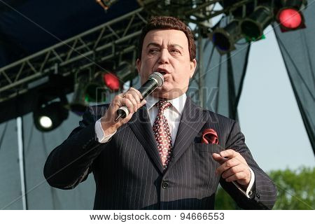 Concert On The Occasion Of Victory Day In The Great Patriotic War