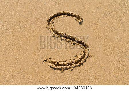 Sand Letter