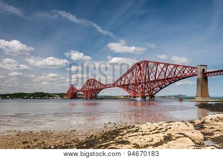 Forth Cantilever Bridge