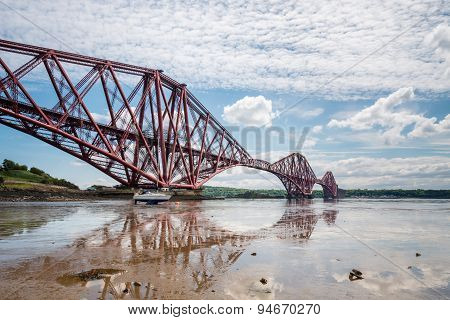 Forth Cantilever Railway Bridge
