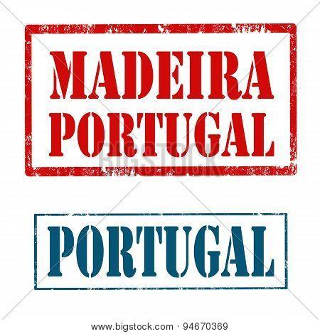Madeira -stamp