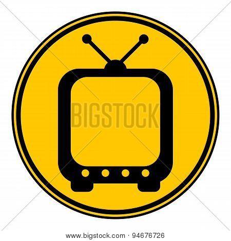 Tv Button.
