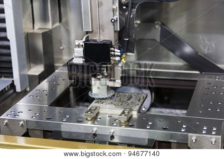 Wire Cut Machine Cutting Mold Parts