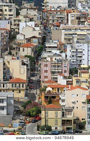 Kavala Streets