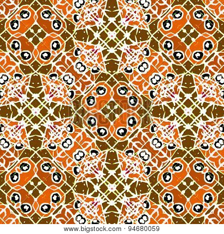 Modern Ornament Geoemtric Pattern