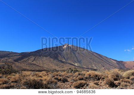 pico del teide - mountain landscape