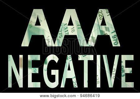 AAA negative