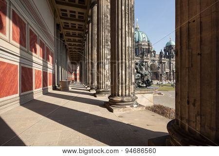 berlin cathedral ( Berliner Dom), Berlin, Germany