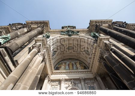 berlin cathedral ( Berliner Dom), Berlin, Germany