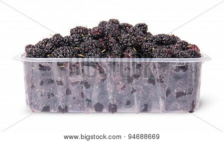 Mulberry In A Plastic Tray
