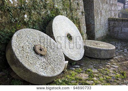 Old Millstones