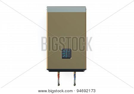 Golden Electric Water Heater