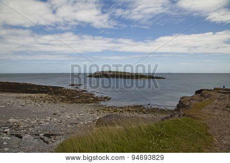 The Moelfre Coastline