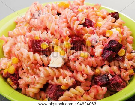 Fusilli With Blue Cheese