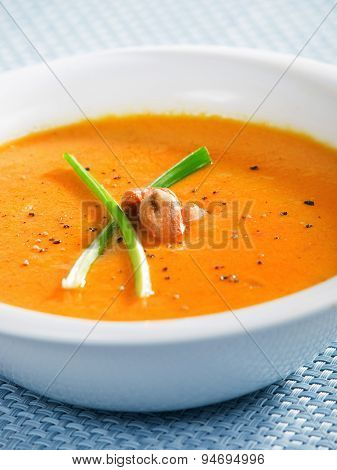 Salmon Cream Soup