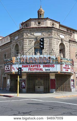 Warnors Theatre, Fresno