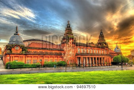 The Kelvin Hall, A Mixed-use Arts And Sports Venue In Glasgow, Scotland